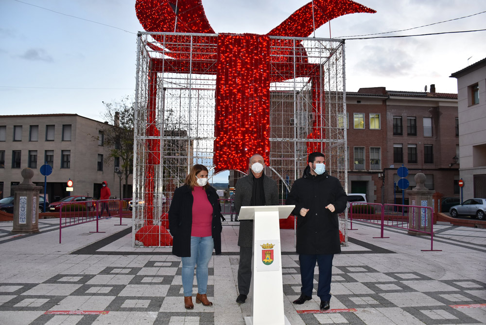 Bienvenida a la Navidad en Talavera