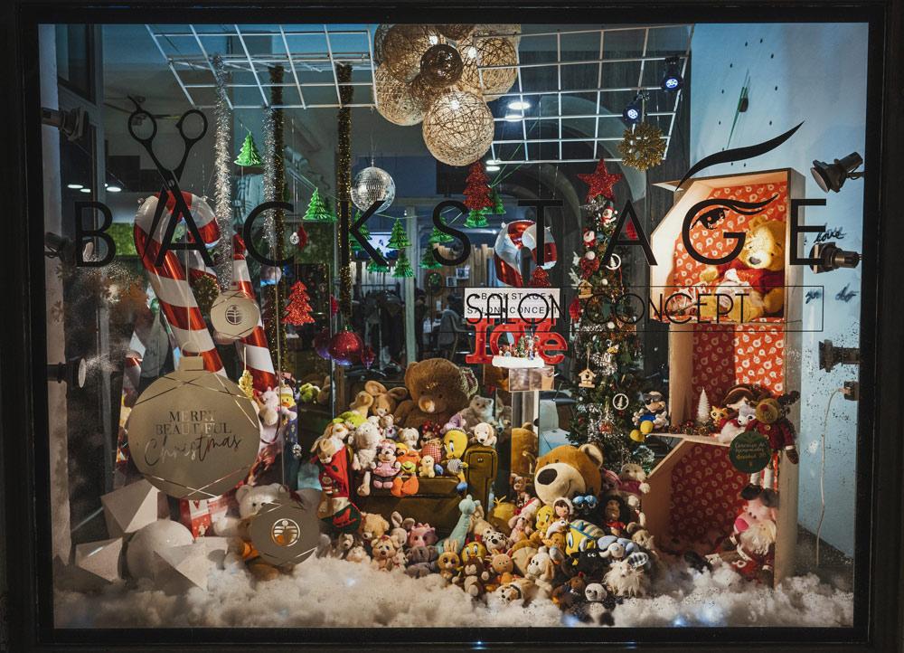Ganadores concurso escaparates Navidad Talavera